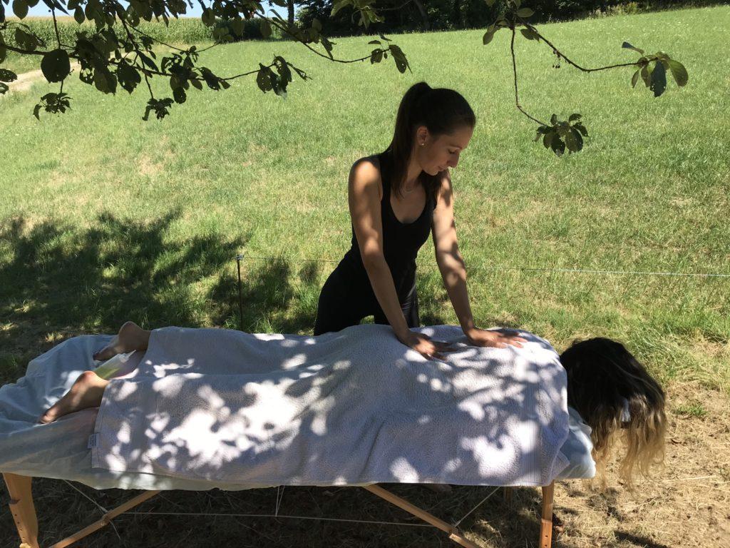 massage bien-être, relaxation détente