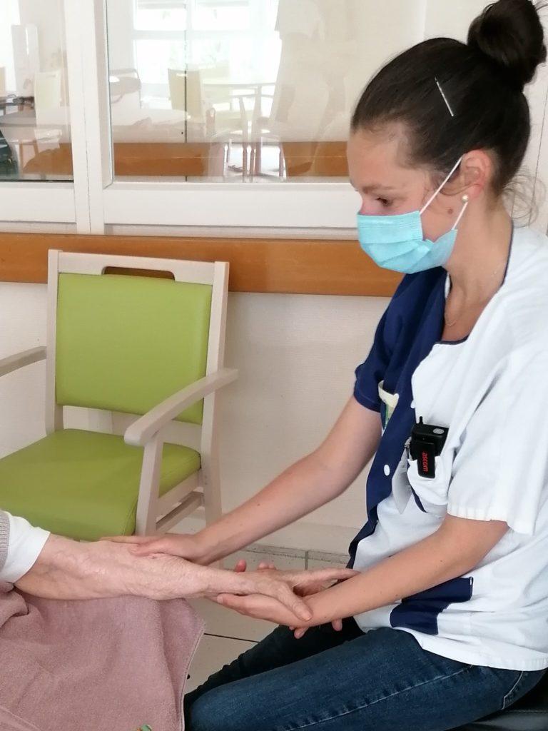 Massage Flor&sens aux aînés